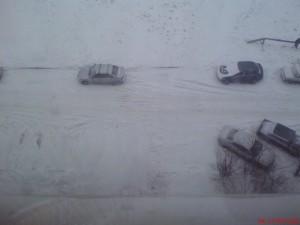 Днём есть возможность припарковаться