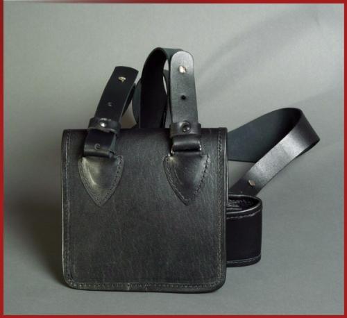 мужские сумки кабурой.