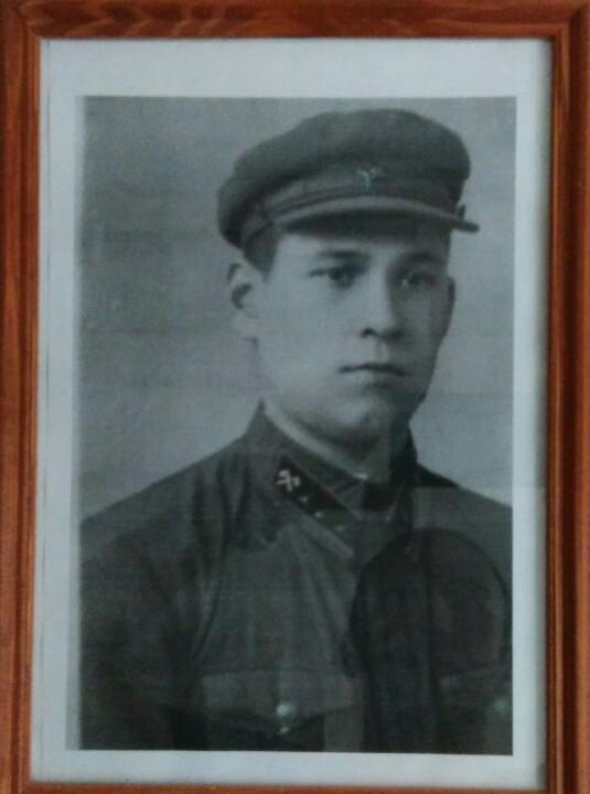 Федор Федорович Нюнин, 1916г.р.