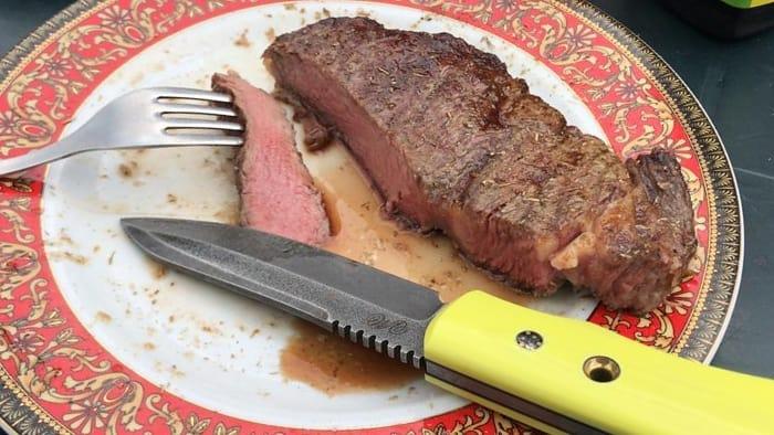 """Один из 10-ти ножей серии """"Пионер""""."""