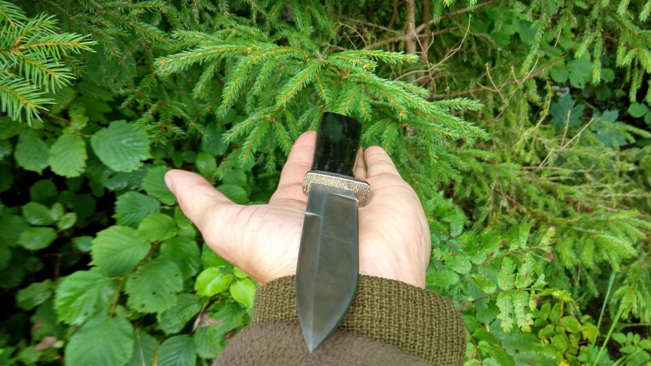 Нож Невский