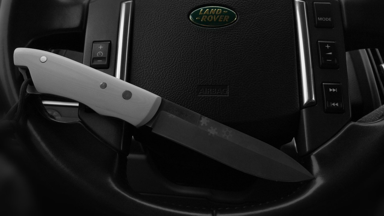 Нож Operator. Предсерийный образец.